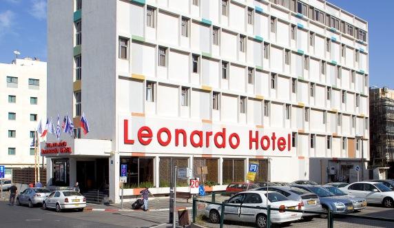 Leonardo Hotel Basel Tel Aviv
