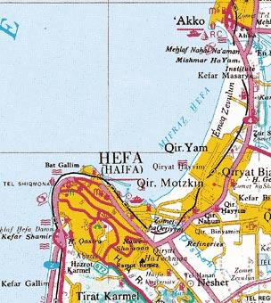 Israel Western Galilee